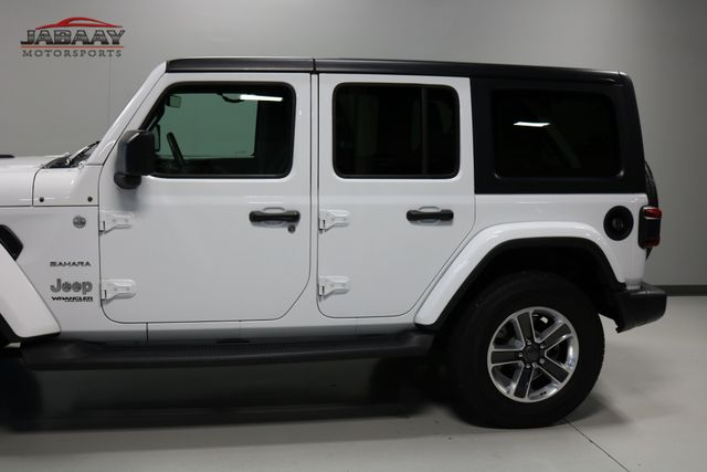 2018 Jeep All-New Wrangler Unlimited Sahara Merrillville, Indiana 34