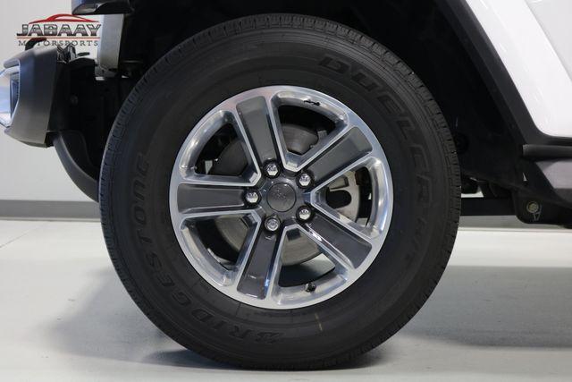 2018 Jeep All-New Wrangler Unlimited Sahara Merrillville, Indiana 45
