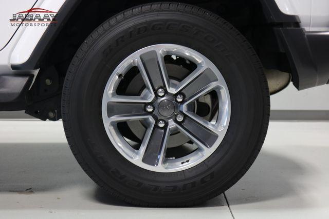 2018 Jeep All-New Wrangler Unlimited Sahara Merrillville, Indiana 46