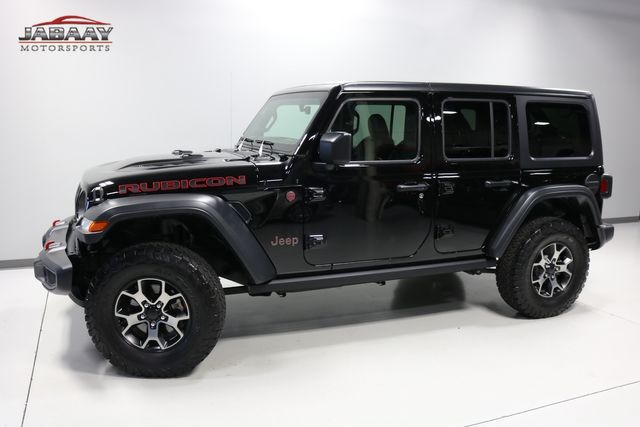 2018 Jeep All-New Wrangler Unlimited Rubicon Merrillville, Indiana 31