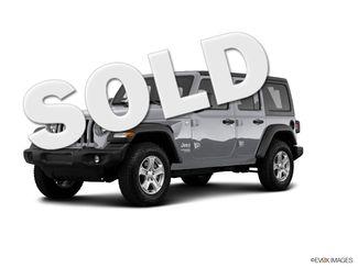 2018 Jeep All-New Wrangler Unlimited Sport S Minden, LA