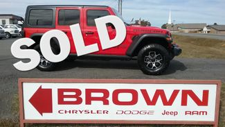 2018 Jeep All-New Wrangler Unlimited Rubicon Minden, LA