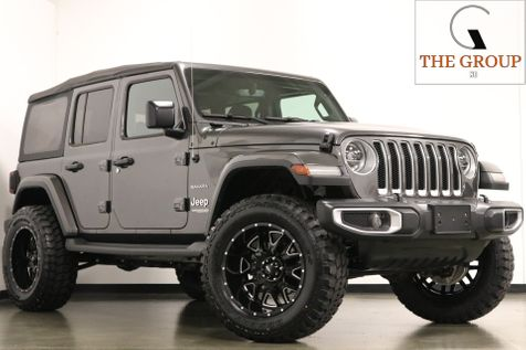 2018 Jeep All-New Wrangler Unlimited Sahara in Mansfield