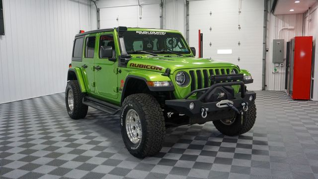 2018 Jeep All-New Wrangler Unlimited Rubicon in North East, PA 16428