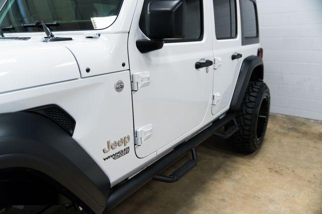 2018 Jeep Wrangler Unlimited Sport S Custom Orlando, FL 11