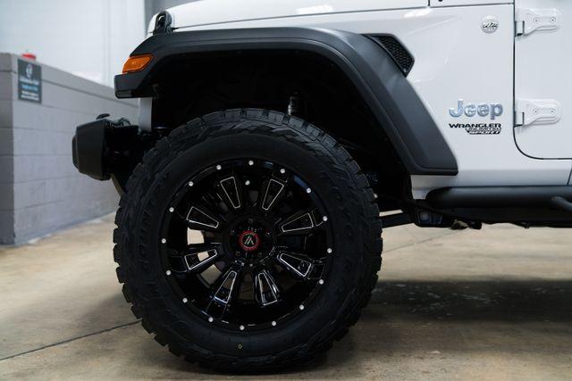 2018 Jeep Wrangler Unlimited Sport S Custom Orlando, FL 16