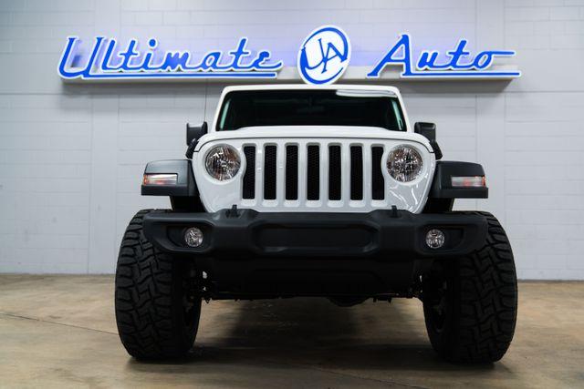 2018 Jeep Wrangler Unlimited Sport S Custom Orlando, FL 7