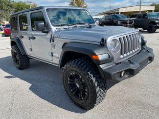 2018 Jeep All-New Wrangler Unlimited CUSTOM LIFTED SPORT S HARDTOP V6 35s XD  Plant City Florida  Bayshore Automotive   in Plant City, Florida