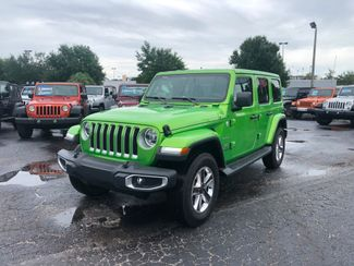 2018 Jeep All-New Wrangler Unlimited Sahara in Riverview, FL 33578