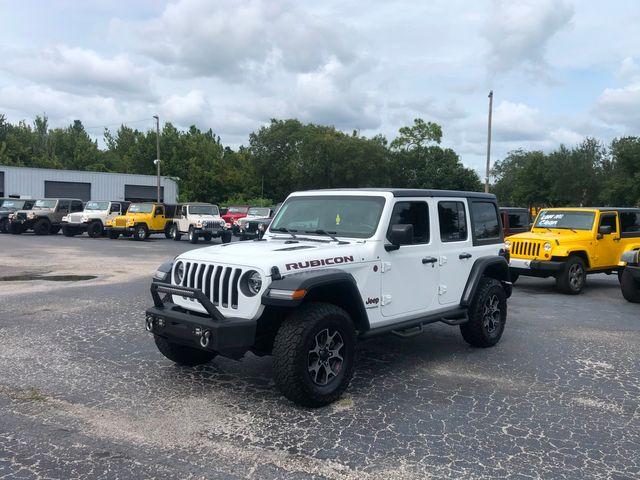 2018 Jeep JL Wrangler Unlimited Rubicon