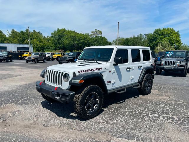 2018 Jeep All-New Wrangler Unlimited Rubicon in Riverview, FL 33578