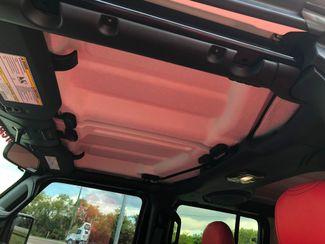 2018 Jeep All-New Wrangler Unlimited JL OCD FENDER DELETE CHERRY-BOMB RED   Florida  Bayshore Automotive   in , Florida