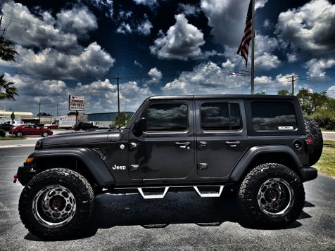 2018 Jeep All-New Wrangler Unlimited JL CUSTOM LIFTED LEATHER HARDTOP in , Florida
