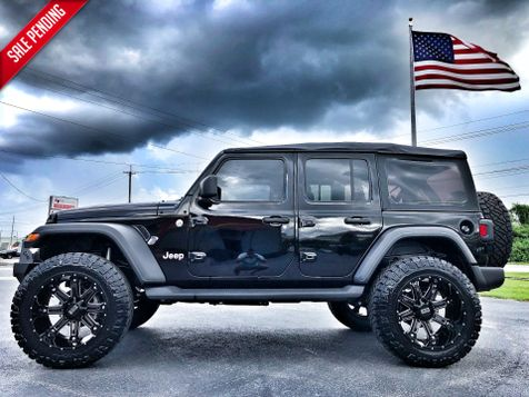 2018 Jeep All-New Wrangler Unlimited CUSTOM JL SPORT SOFT TOP LEATHER in , Florida