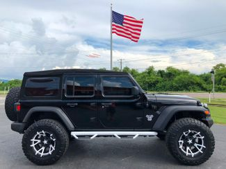 2018 Jeep All-New Wrangler Unlimited CUSTOM LIFTED LEATHER ROCK STAR  SYKJACKER   Florida  Bayshore Automotive   in , Florida