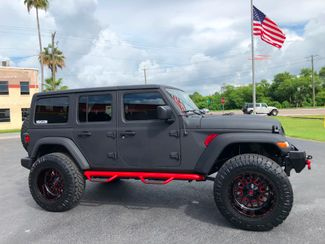 2018 Jeep All-New Wrangler Unlimited CUSTOM JL LIFTED RHINO LINED LEATHER OCD 37 NITTO   Florida  Bayshore Automotive   in , Florida
