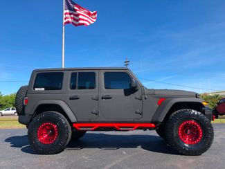 2018 Jeep All-New Wrangler Unlimited CUSTOM JL LIFTED RHINO LINED LEATHER OCD 37    Florida  Bayshore Automotive   in , Florida