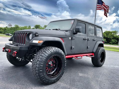 2018 Jeep All-New Wrangler Unlimited CUSTOM JL LIFTED RHINO LINED LEATHER OCD 37