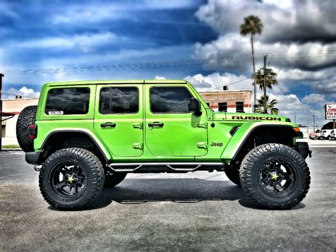 2018 Jeep All-New Wrangler Unlimited MOJITO! RUBICON LEATHER LIFTED NAV in , Florida