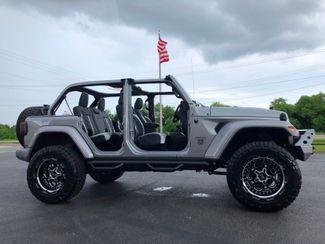 2018 Jeep All-New Wrangler Unlimited JL CUSTOM LIFTED LEATHER HARDTOP EVO 35S OCD   Florida  Bayshore Automotive   in , Florida