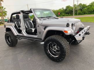 2018 Jeep All-New Wrangler Unlimited JL CUSTOM LIFTED LEATHER HARDTOP EVO 35S OCD   Florida  Bayshore Automotive   in , Florida