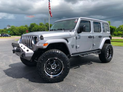 2018 Jeep All-New Wrangler Unlimited JL CUSTOM LIFTED LEATHER HARDTOP EVO 35