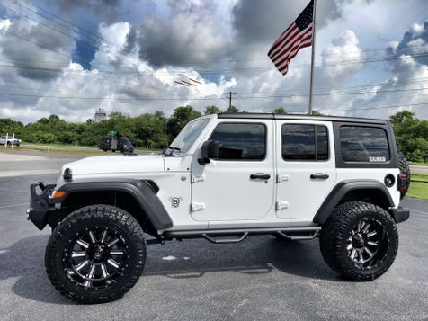 2018 Jeep All-New Wrangler Unlimited CUSTOM LIFTED LEATHER HARDTOP SPORT 24S in , Florida