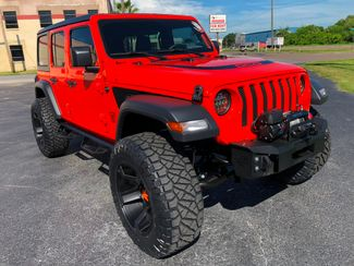 2018 Jeep All-New Wrangler Unlimited PUNKN SPORT S CUSTOM LEATHER HARDTOP LOADED   Florida  Bayshore Automotive   in , Florida