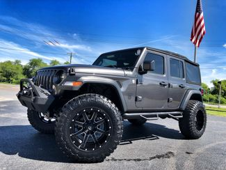 2018 Jeep All-New Wrangler Unlimited JL CUSTOM GRANITE HARDTOP LEATHER 37S   Florida  Bayshore Automotive   in , Florida