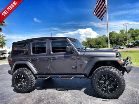 2018 Jeep All-New Wrangler Unlimited JL CUSTOM GRANITE HARDTOP LEATHER 37