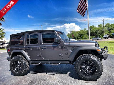 2018 Jeep All-New Wrangler Unlimited JL CUSTOM GRANITE HARDTOP LEATHER 37