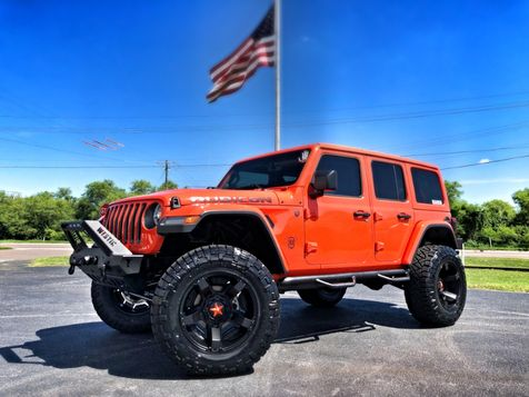 2018 Jeep All-New Wrangler Unlimited PUNKN RUBICON CUSTOM LIFTED LEATHER LOADED in , Florida