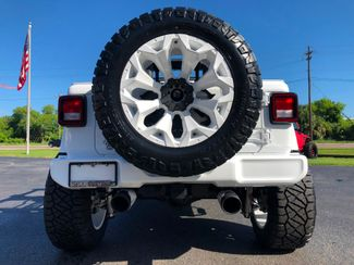 2018 Jeep All-New Wrangler Unlimited JL WHITE-OUT CUSTOM LIFTED LEATHER HARDTOP   Florida  Bayshore Automotive   in , Florida