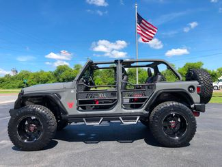 2018 Jeep All-New Wrangler Unlimited JL STING-RAY GRUMPER LEATHER LIFTED HARDTOP 38S   Florida  Bayshore Automotive   in , Florida