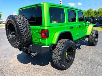 2018 Jeep All-New Wrangler Unlimited MOJITO RUBICON CUSTOM LIFTED LEATHER NAV ICI   Florida  Bayshore Automotive   in , Florida