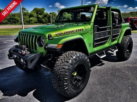 2018 Jeep All-New Wrangler Unlimited MOJITO RUBICON CUSTOM LIFTED LEATHER NAV ICI in , Florida