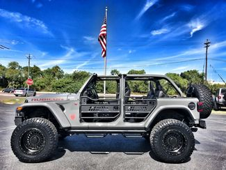 2018 Jeep All-New Wrangler Unlimited RUBICON LEATHER LIFTED IRON CROSS 37s   Florida  Bayshore Automotive   in , Florida