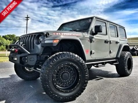 2018 Jeep All-New Wrangler Unlimited RUBICON LEATHER LIFTED IRON CROSS 37's in , Florida