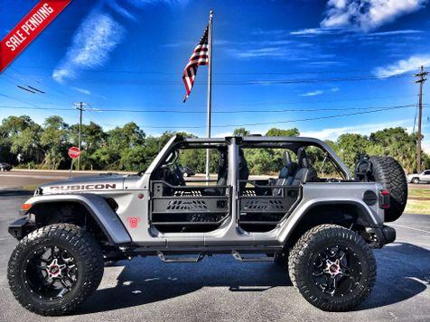 2018 Jeep All-New Wrangler Unlimited JL RUBICON LIFT CUSTOM SKYJACKER EVO-OFFROAD in , Florida