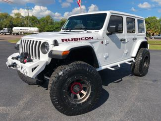 2018 Jeep All-New Wrangler Unlimited WHITE OUT RUBICON LEATHER HARDTOP NAV LED 38S   Florida  Bayshore Automotive   in , Florida