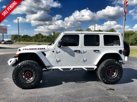 2018 Jeep All-New Wrangler Unlimited WHITE OUT RUBICON LEATHER HARDTOP NAV LED 38