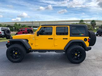 2018 Jeep All-New Wrangler Unlimited HELLAYELLA CUSTOM LIFTED LEATHER HARDTOP DV8 OCD   Florida  Bayshore Automotive   in , Florida