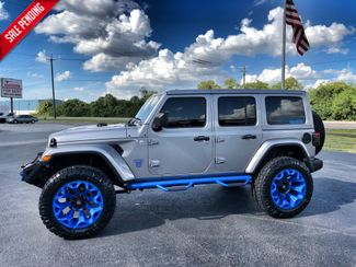 2018 Jeep All-New Wrangler Unlimited JL CUSTOM LIFTED SAHARA LEATHER HARDTOP    Florida  Bayshore Automotive   in , Florida