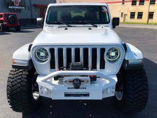 2018 Jeep All-New Wrangler Unlimited HITE AND RED SAHARA CUSTOM LIFTED LEATHER   Florida  Bayshore Automotive   in , Florida