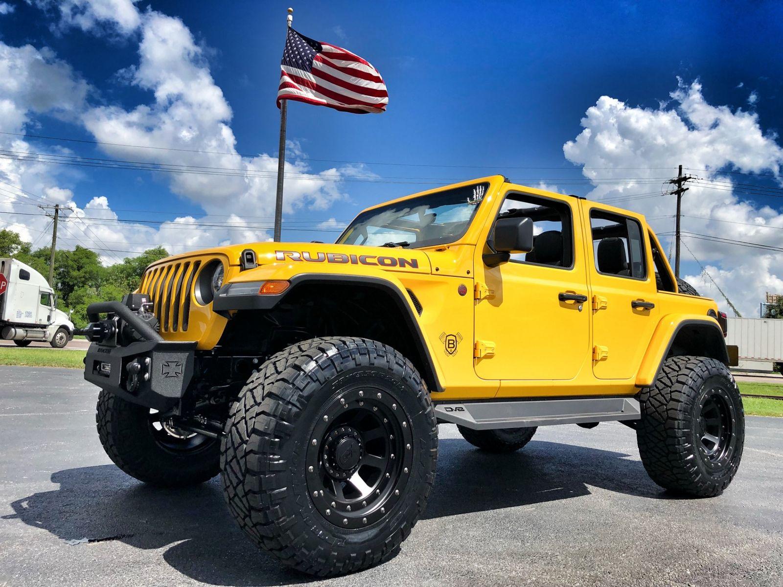 2018 jeep all new wrangler unlimited rubicon hellayella litfed leather nav 38 nittos florida. Black Bedroom Furniture Sets. Home Design Ideas