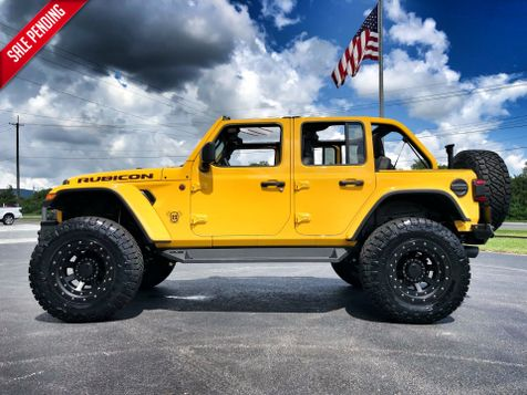 2018 Jeep All-New Wrangler Unlimited RUBICON HELLAYELLA LITFED LEATHER NAV 38