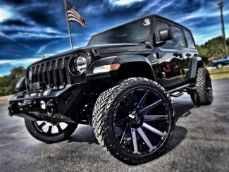 2018 Jeep All-New Wrangler Unlimited CUSTOM LIFTED HARDTOP ICI 24 FUELS JKS    Florida  Bayshore Automotive   in , Florida