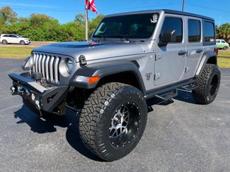 2018 Jeep All-New Wrangler Unlimited CUSTOM LIFTED LEATHER    Florida  Bayshore Automotive   in , Florida
