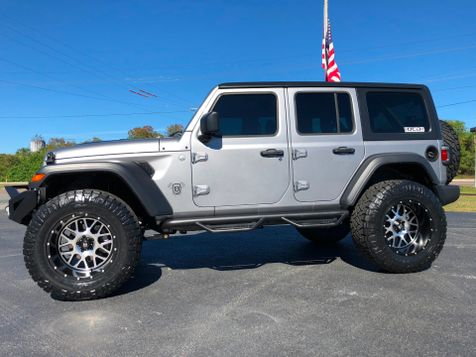 2018 Jeep All-New Wrangler Unlimited CUSTOM LIFTED LEATHER  in , Florida