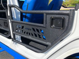 2018 Jeep All-New Wrangler Unlimited WHITE AND BLUE CUSTOM JL LEATHER LIFTED LOADED   Florida  Bayshore Automotive   in , Florida